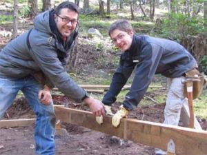 work-volunteers